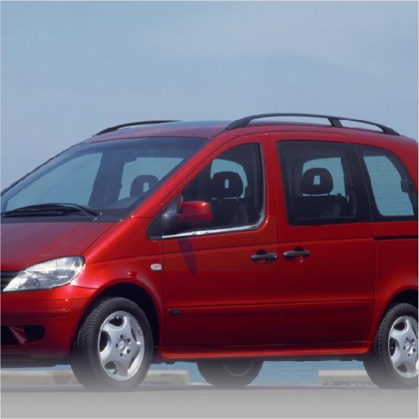 KS1023 - Zierleiste Fensterleiste Geeignet für Mercedes Vaneo W414 2002-2005