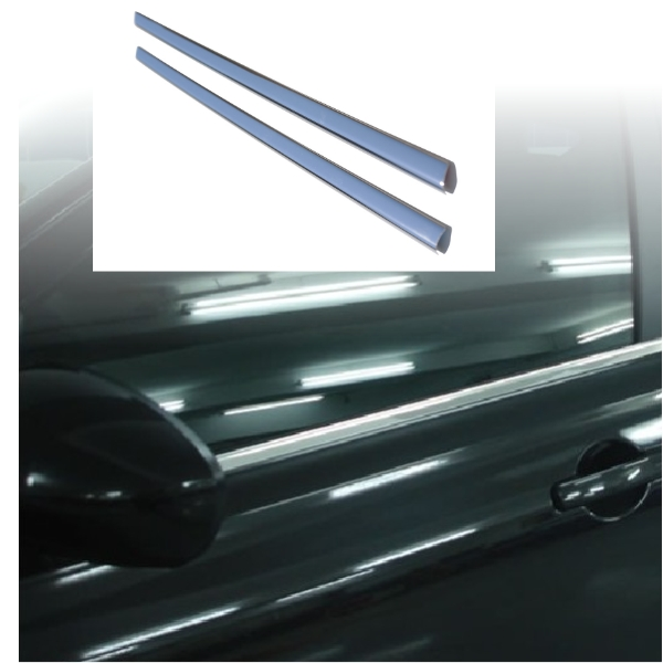 KS1036 - Zierleiste Fensterleiste Geeignet für Mercedes Citan ab 2013-