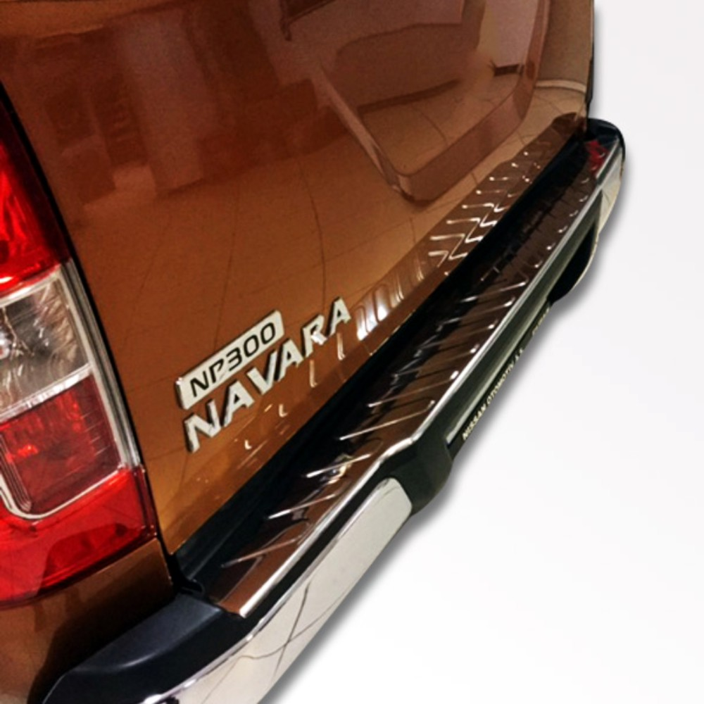 KS1302 - Ladekantenschutz Geeignet für Nissan Navara ab 2016-