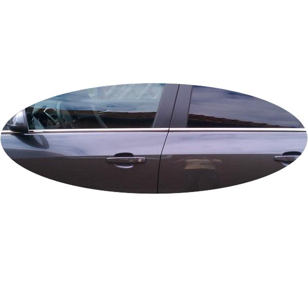 KS1044 - Zierleiste, Fensterleiste Geeignet für Opel Astra G 1998-2002