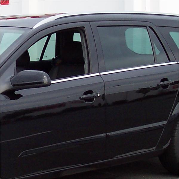 KS1049 - Zierleiste, Fensterleiste Geeignet für Opel Astra H Hatchback ab 2004-