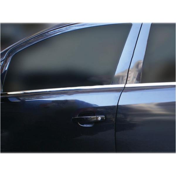 KS1055 - Zierleiste Fensterleiste Geeignet für Opel Corsa D ab 2007-