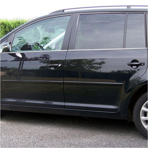 KS1082 - Zierleiste Fensterleiste Geeignet für VW Caddy 2003-2010