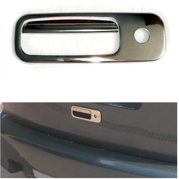 KS1089 - Chrom Türgriffe für Kofferraumtür Geeignet für VW Caddy 2003-2010