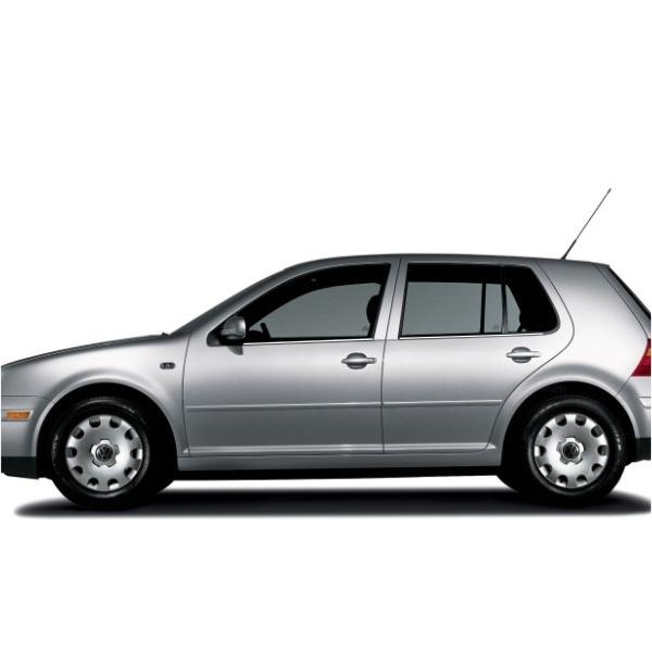 KS1095 - Zierleiste Fensterleiste Geeignet für VW Golf 4 1998-2004