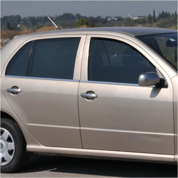 KS1101 - Zierleiste Fensterleiste Geeignet für VW Golf 5 2004-2009