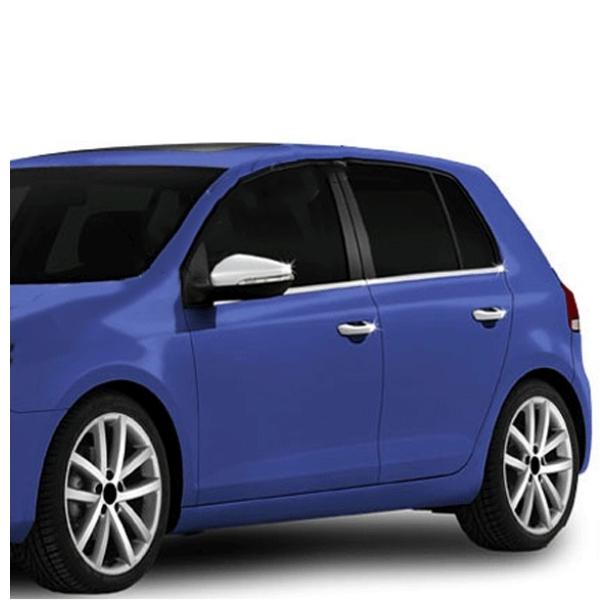 KS1106 - Zierleiste Fensterleiste Geeignet für VW Golf 6 2009-2012