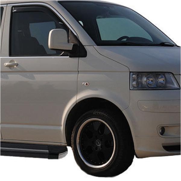KS1112 - Zierleiste Fensterleiste Geeignet für VW T5 Transporter 2003-2010