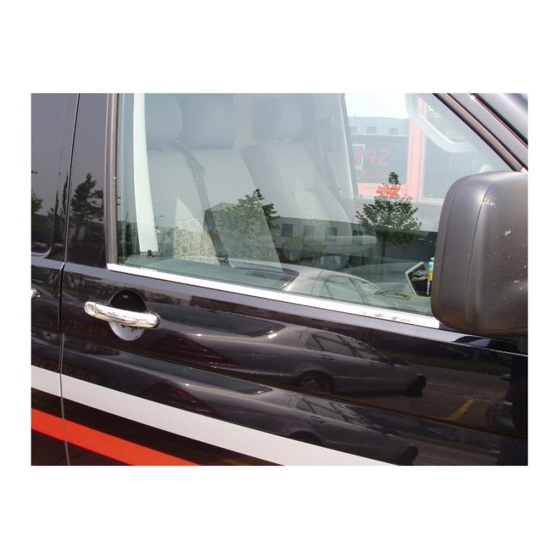 KS1126 - Zierleiste Fensterleiste Geeignet für VW T5 Caravelle 2003-2010