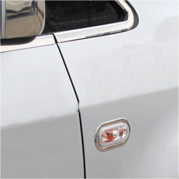 KS1160 - Zierleiste Blinkerrahmen Geeignet für Seat Altea 2004-2009