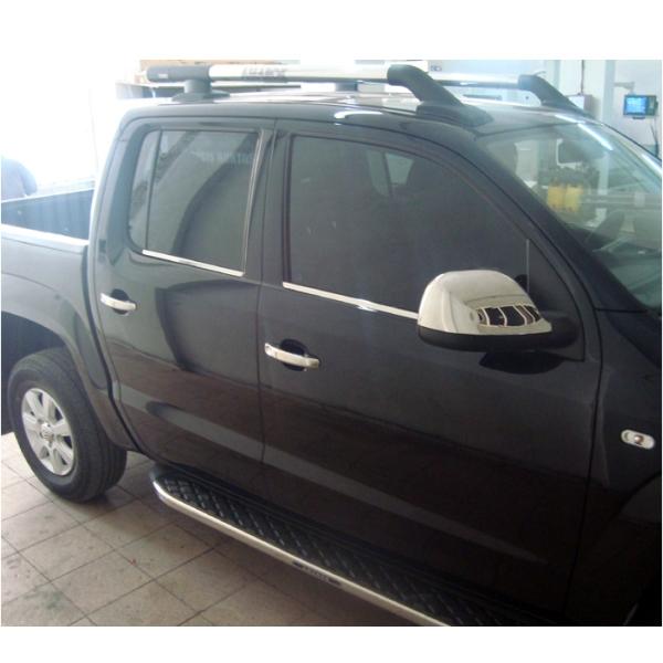 KS1217 - Zierleiste, Fensterleiste Geeignet für VW Amarok ab 2010-