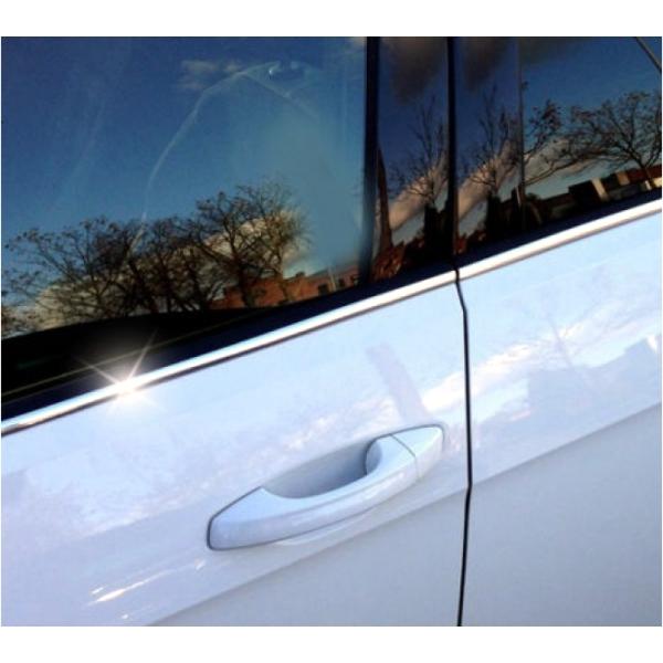 KS1242 - Zierleiste, Fensterleiste Geeignet für VW Passat 3C B6 2005-2011