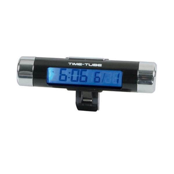 86321 - Digital Uhr und Kalender Klebstoff oder Clips Montage