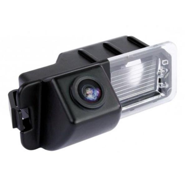 CAM06 - Rückfahrkamera, Einparkhilfe Geeignet für Skoda Superb 2001-2008