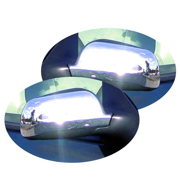 CSK02 - Chrom Spiegelkappen Spiegelabdeckung Geeignet für A-Klasse W176 2012-17