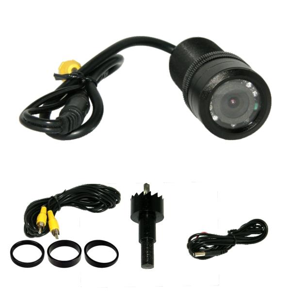 CAM01 - Universal 12V Farb Rückfahrkamera für Tag und Nacht