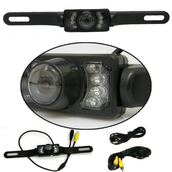 CAM02 - Universal 12V Farb Rückfahrkamera für Tag und Nacht