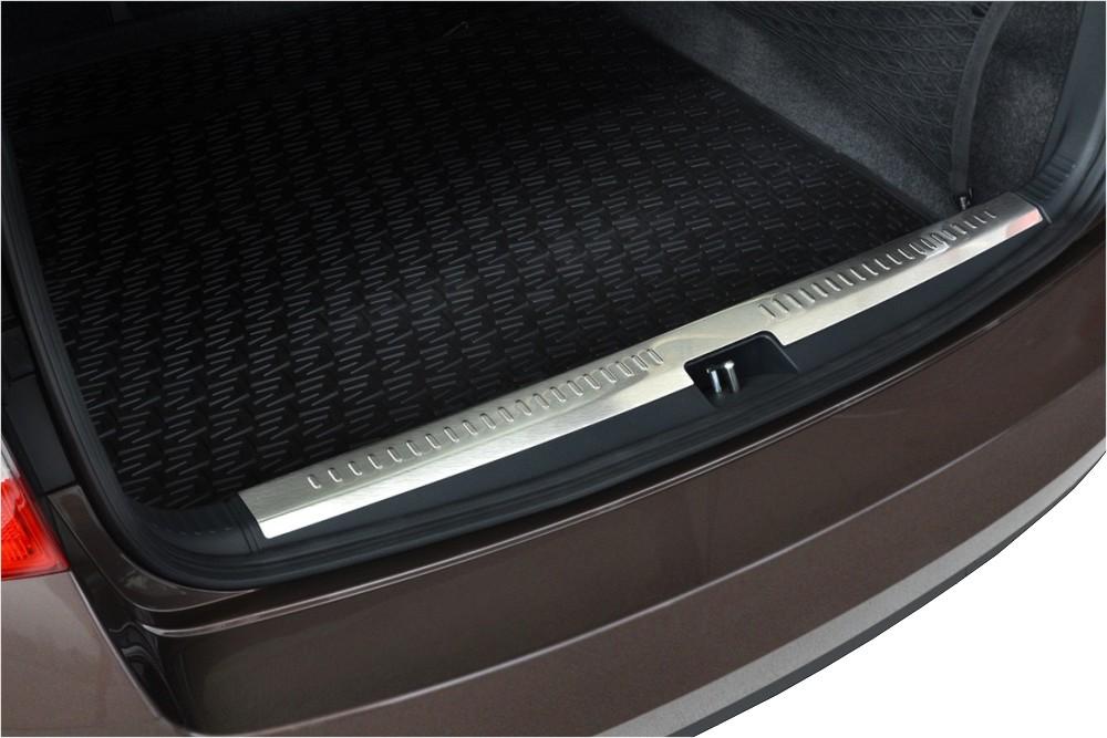 KS1172 - Ladekantenschutz innen Geeignet für VW Tiguan ab 2007-